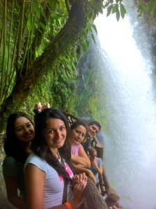 We were able to spend several weeks in Costa Rica in July.  I love my Costa Rican familia!  :)