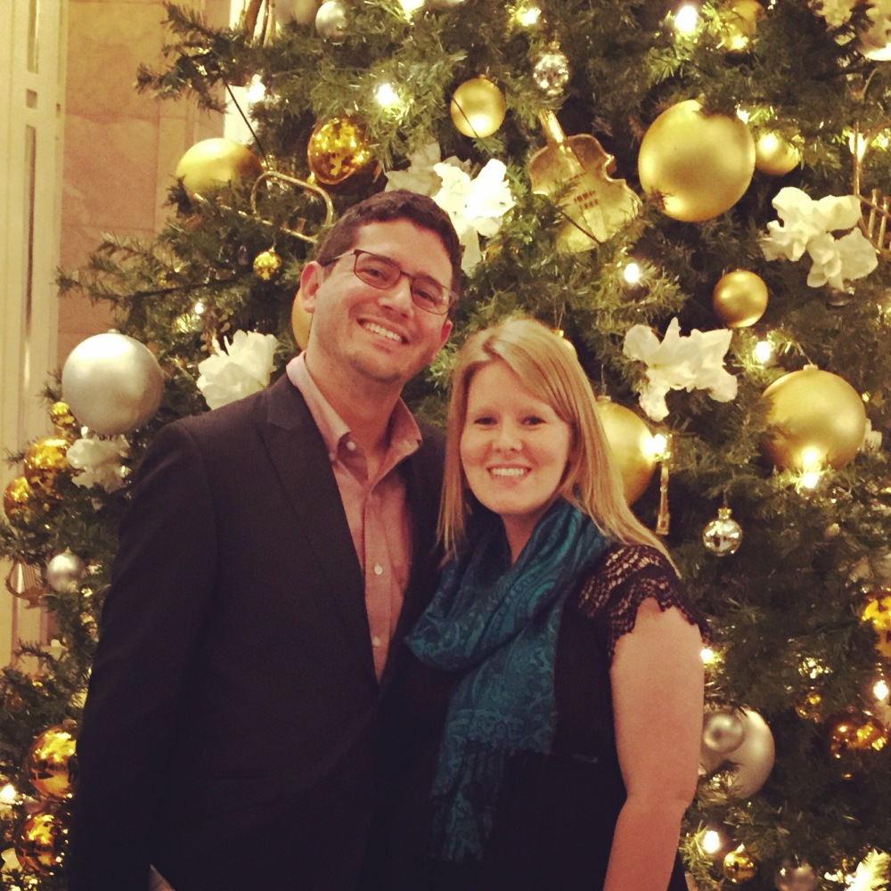 Bryan surprised me with tickets to see the Nutcracker at the Bass Hall for our anniversary!  :)  Pure Christmas magic.